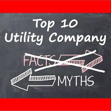 Ten Electric Utility Company Myths