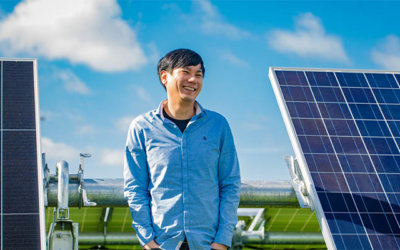 Solar Tracker Systems with Alex Au