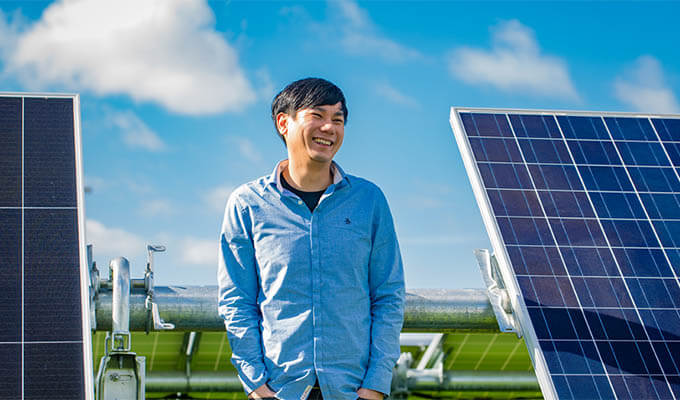 Solar Tracker Systems with Alex Au