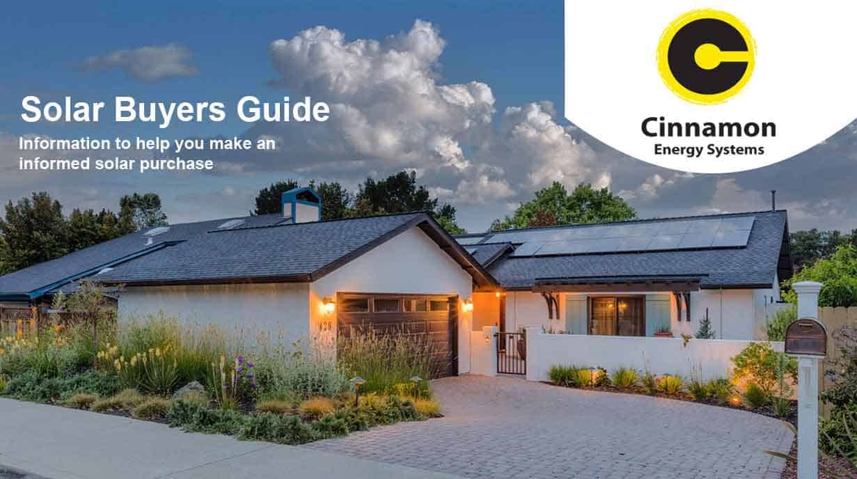 Solar Buyers Guide