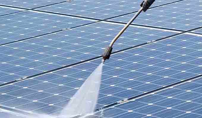 Cleaning Your Solar Panels – Professionally