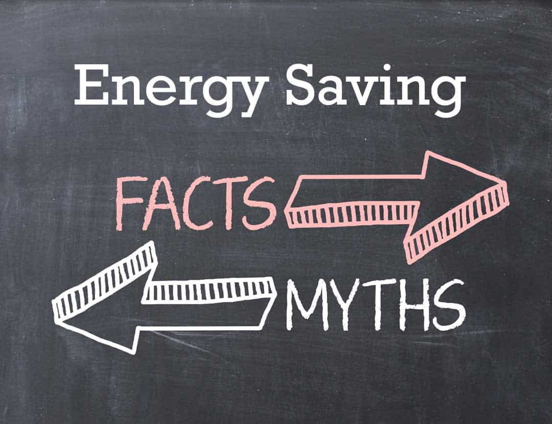 Ten Energy Saving Myths