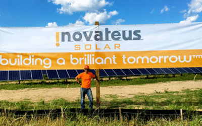 Sustainable Solar Development with Inovateus Solar