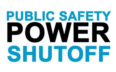 Public Safety Power Shutoff Programs