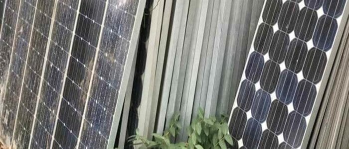 Recycling Solar Panels
