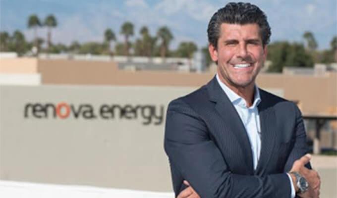Meeting Customer's Changing Energy Needs – Renova Energy