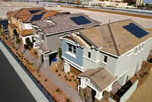 Solar on all New Homes