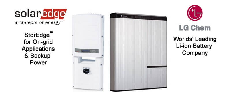 Battery Backup and Storage Quote