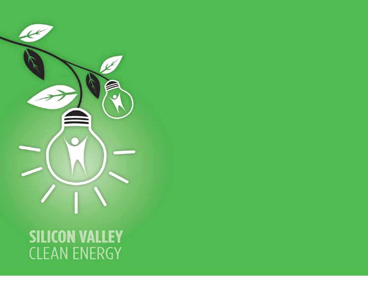 There is a New Utility in Town – Silicon Valley Clean Energy