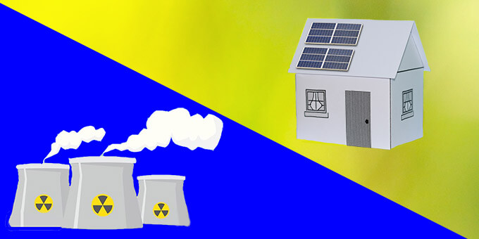 Utilities Substituting Solar for Nuclear