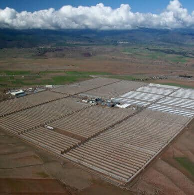 Gigawatt Scale Solar Installations