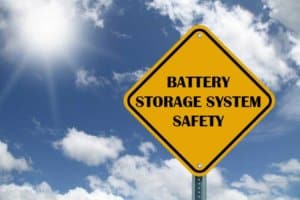 Battery Storage System Safety