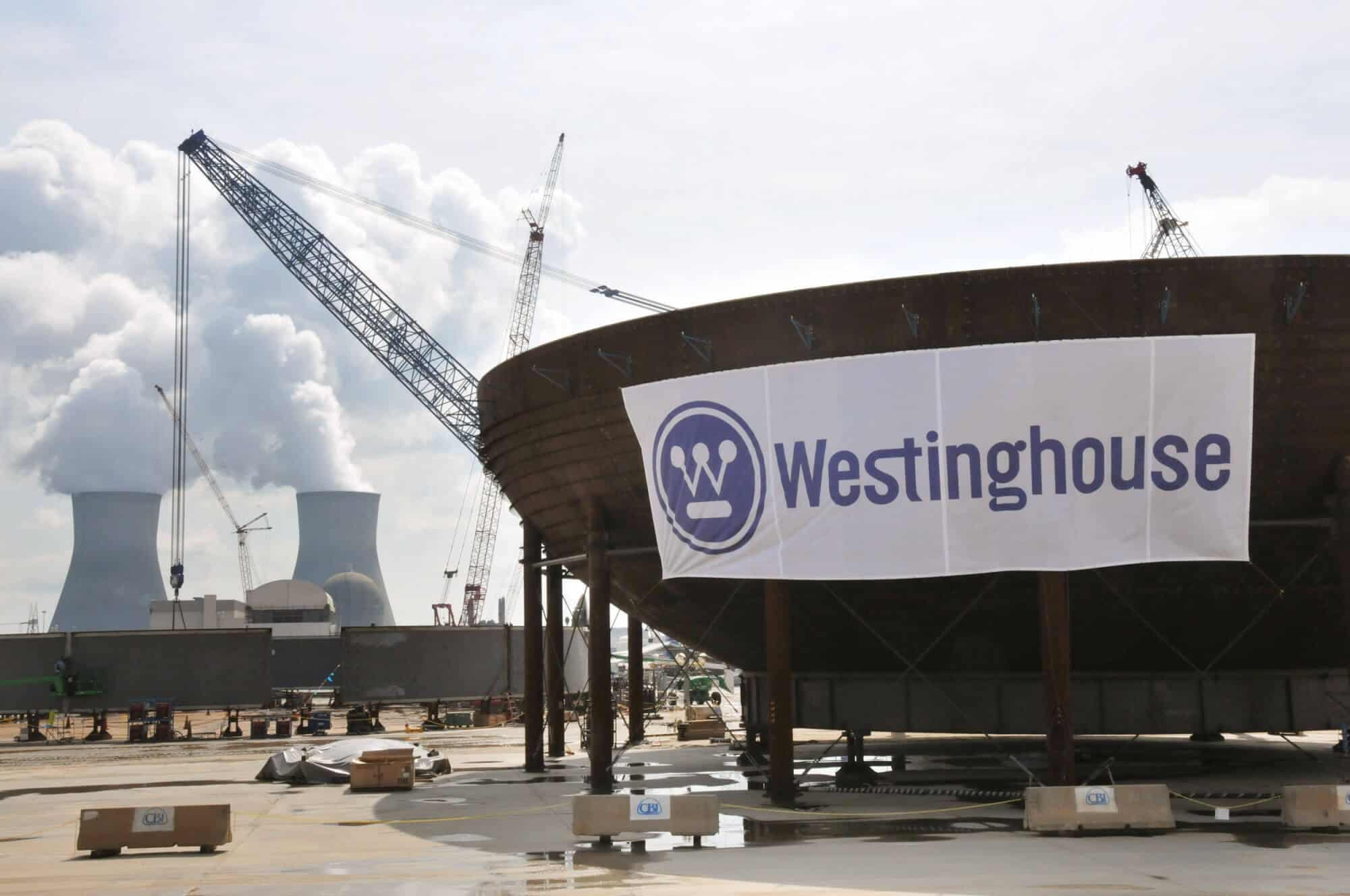 Westinghouse Nuclear Energy Killed by Gas, Solar and Wind